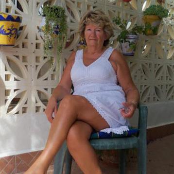 femme mure Marseille
